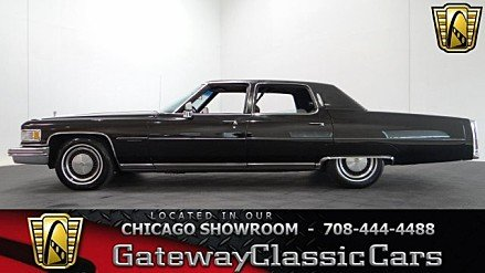 1976 Cadillac Fleetwood for sale 100773040