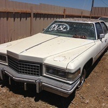 1976 Cadillac Fleetwood for sale 100741296