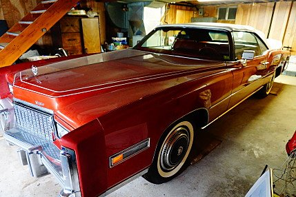 1976 Cadillac Fleetwood for sale 101018988