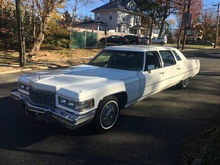 1976 Cadillac Other Cadillac Models for sale 100894690