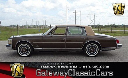 1976 Cadillac Seville for sale 100920521