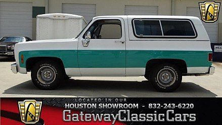 1976 Chevrolet Blazer for sale 100772792