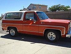 1976 Chevrolet Blazer for sale 100829891