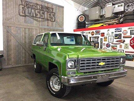 1976 Chevrolet Blazer for sale 100852666