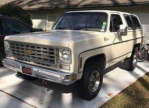 1976 Chevrolet Blazer for sale 100952948