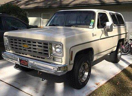 1976 Chevrolet Blazer for sale 100952948