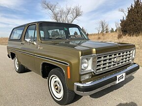 1976 Chevrolet Blazer for sale 101001575