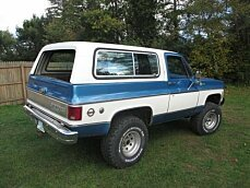 1976 Chevrolet Blazer for sale 101044074