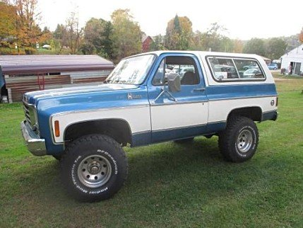 1976 Chevrolet Blazer for sale 101044074