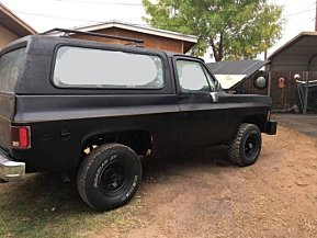 1976 Chevrolet Blazer for sale 101053027