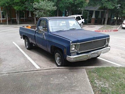 1976 Chevrolet C/K Truck for sale 100882407