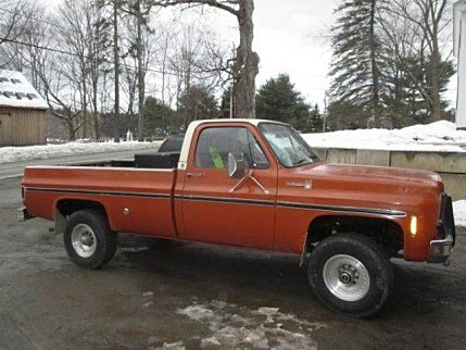 1976 Chevrolet C/K Truck for sale 100968163