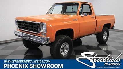 1976 Chevrolet C/K Truck for sale 101007396