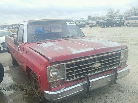 1976 Chevrolet C/K Truck for sale 101011199