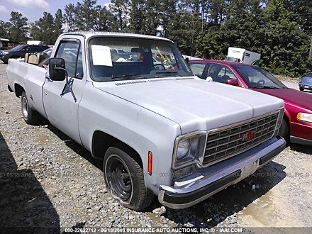 1976 Chevrolet C/K Truck for sale 101015057