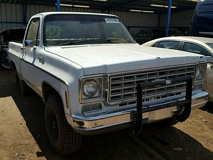 1976 Chevrolet C/K Truck for sale 101045941