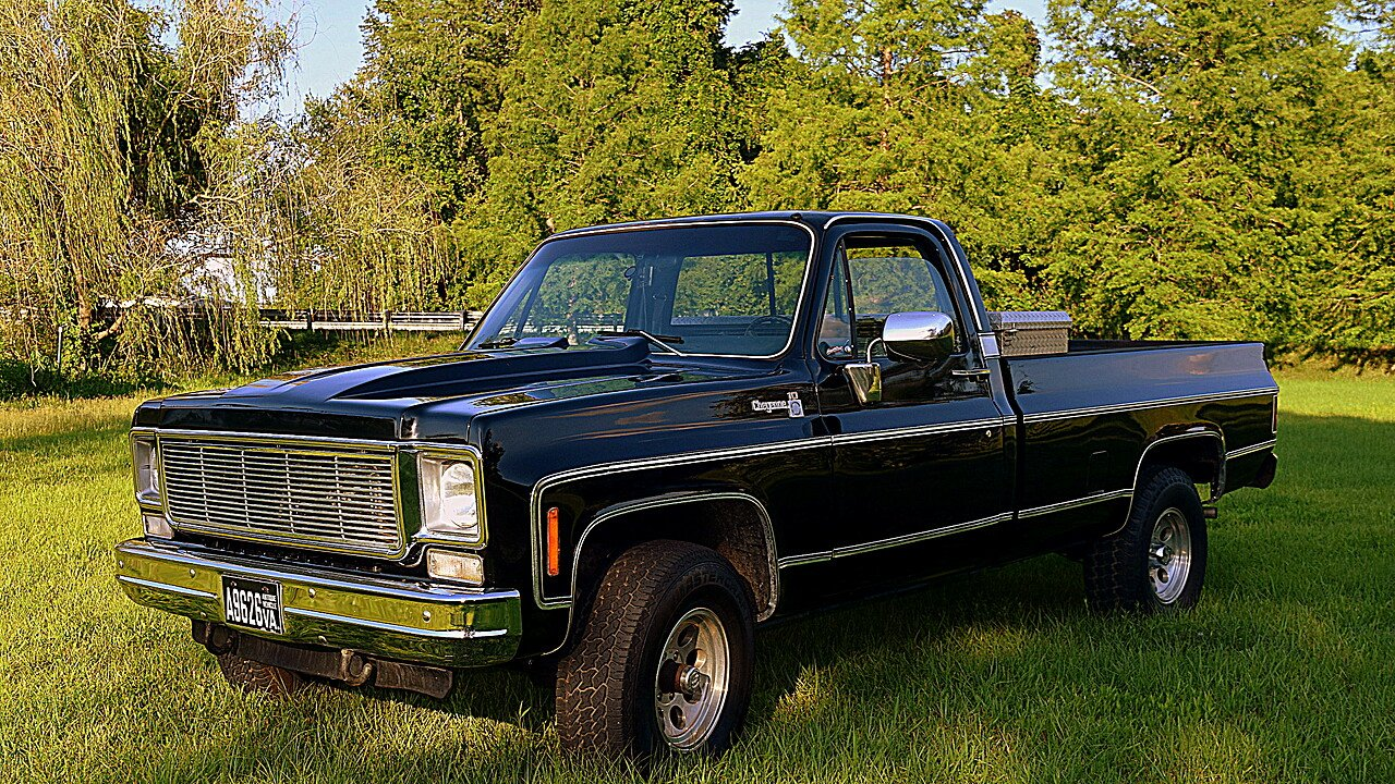 1976 Chevrolet C/K Trucks Cheyenne for sale 100880393