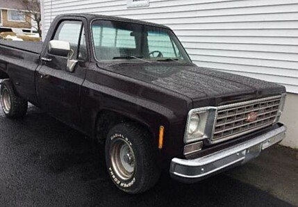 1976 Chevrolet C/K Trucks for sale 100792218