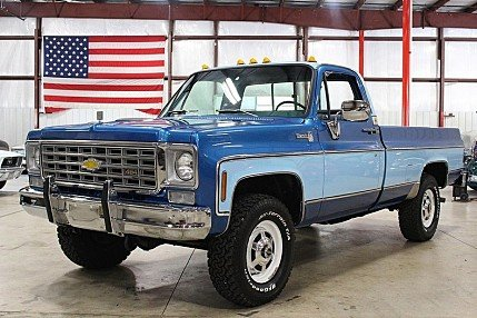 1976 Chevrolet C/K Trucks Silverado for sale 100893735