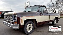 1976 Chevrolet C/K Trucks Silverado for sale 100906634