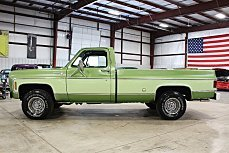 1976 Chevrolet C/K Trucks Scottsdale for sale 100914486