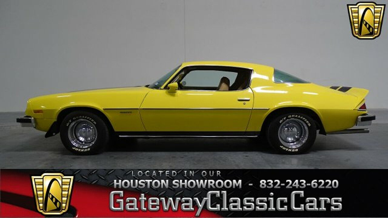 1976 Chevrolet Camaro for sale 100920502