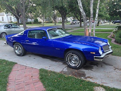 1976 Chevrolet Camaro for sale 100017206
