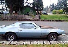 1976 Chevrolet Camaro for sale 100944326