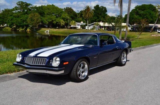1976 Chevrolet Camaro Classics for Sale - Classics on ...