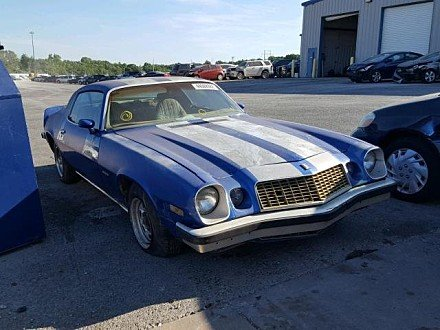 1976 Chevrolet Camaro for sale 101032559