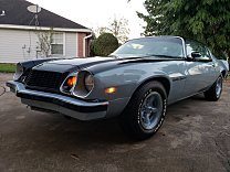 1976 Chevrolet Camaro RS Coupe for sale 101047630