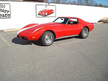 1976 Chevrolet Corvette for sale 100736100
