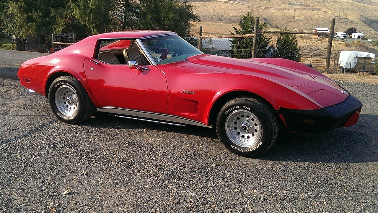 1976 Chevrolet Corvette Coupe for sale 100757144
