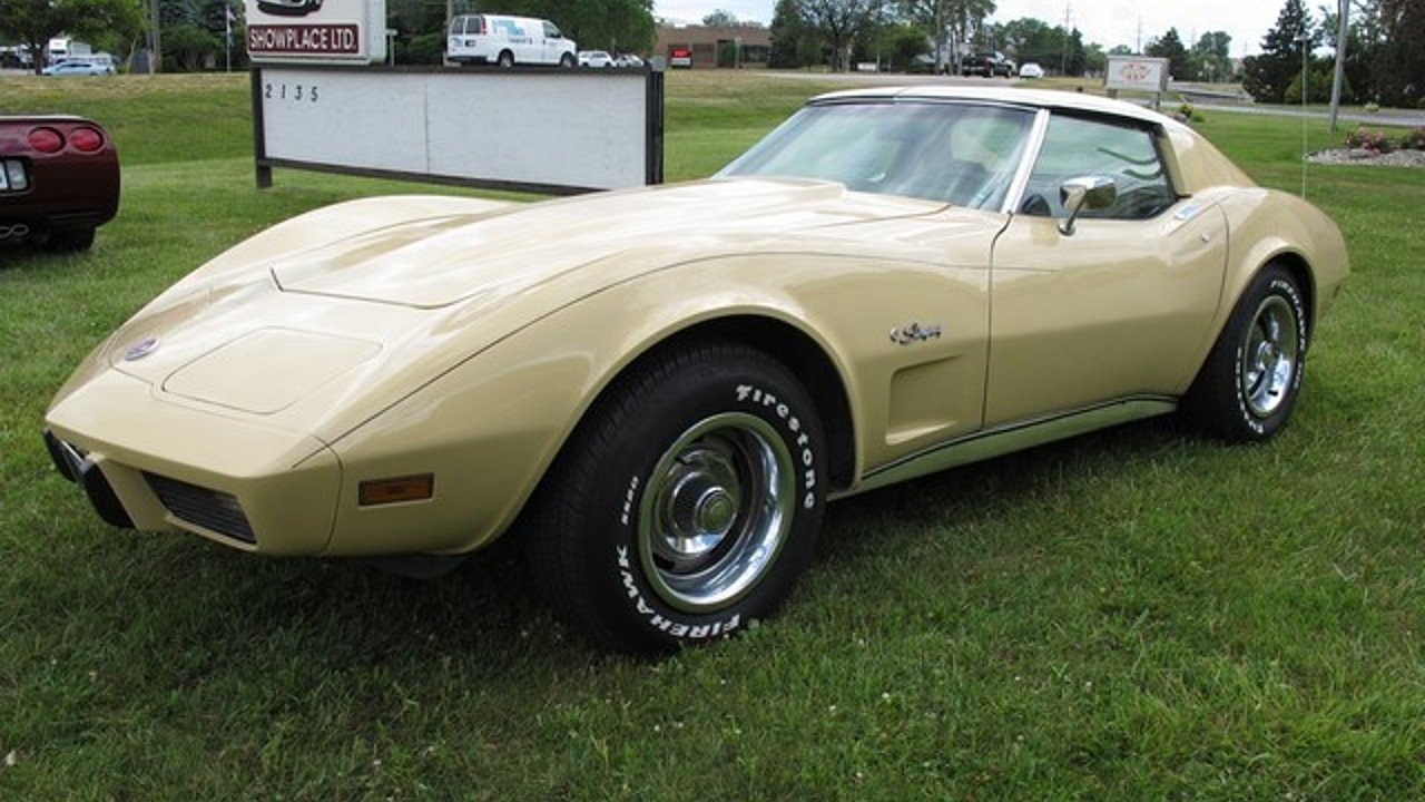 1976 Chevrolet Corvette for sale 100882770