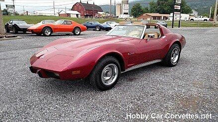 1976 Chevrolet Corvette for sale 101057568