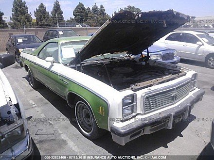 1976 Chevrolet El Camino for sale 101015244