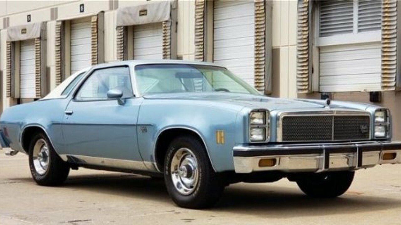 1976 Chevrolet Malibu for sale 101000270
