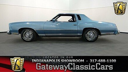 1976 Chevrolet Monte Carlo for sale 100776810