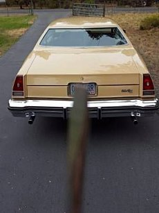 1976 Chevrolet Monte Carlo for sale 100836627