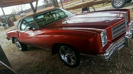 1976 Chevrolet Monte Carlo for sale 100853786