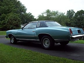 1976 Chevrolet Monte Carlo for sale 101028938