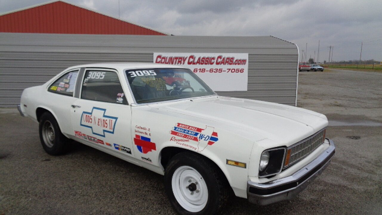 1976 Chevrolet Nova for sale 100923971