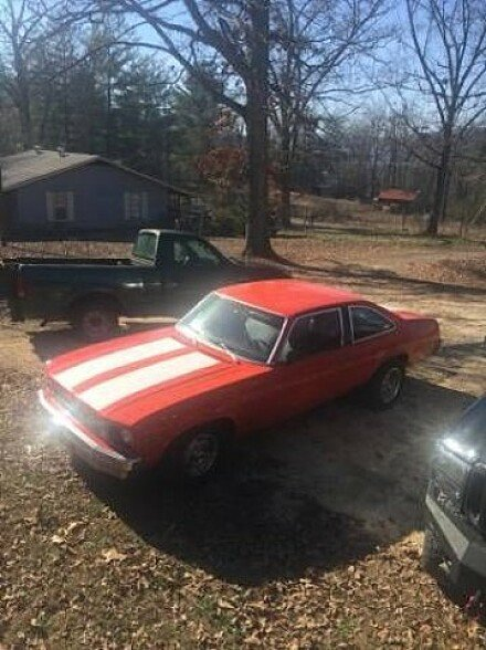 1976 Chevrolet Nova for sale 100951653