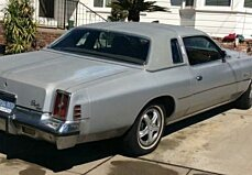 1976 Chrysler Cordoba for sale 100840102