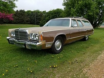 1976 Chrysler Town & Country for sale 100972060