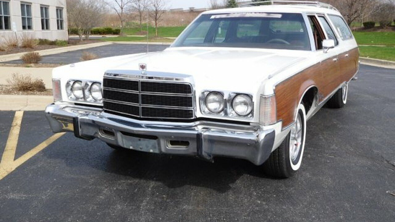 1976 Chrysler Town and Country for sale 100868752