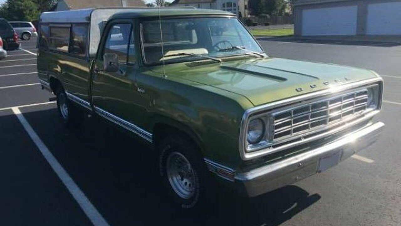 1976 Dodge D/W Truck for sale 100906014