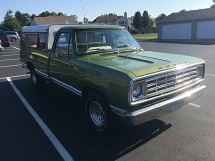 1976 Dodge D/W Truck Clics for Sale - Clics on Autotrader