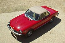 1976 FIAT Spider for sale 100772025