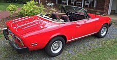 1976 FIAT Spider for sale 100829278